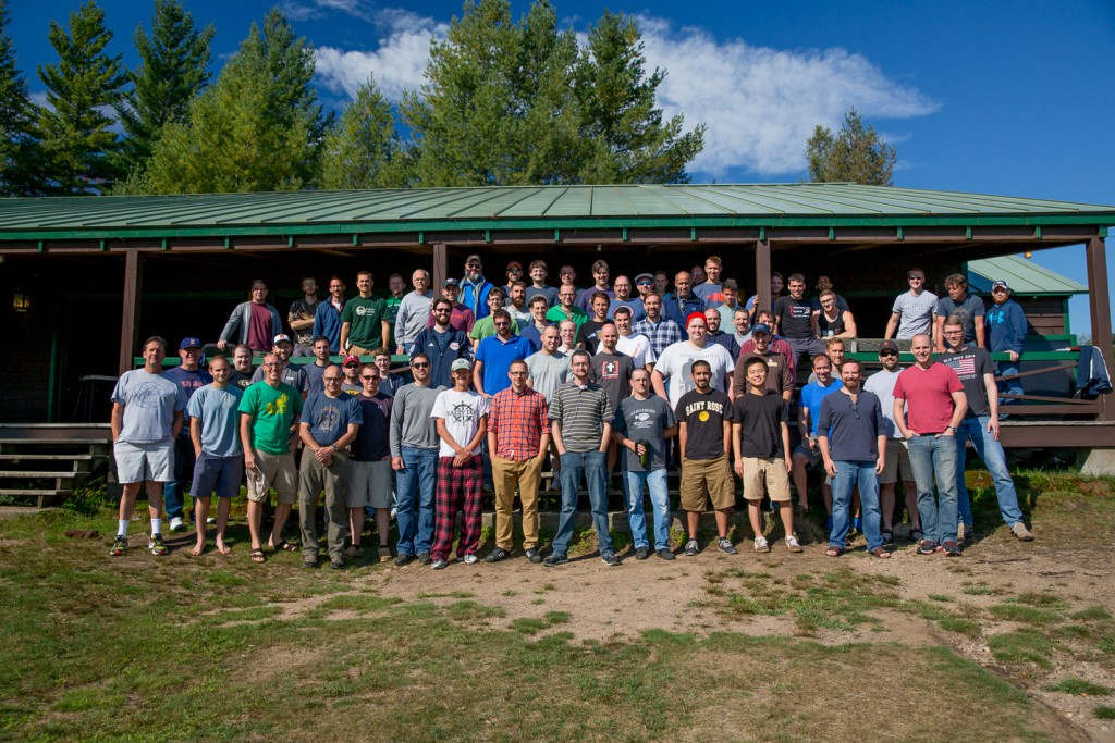 Terra Nova Men's Retreat 2015